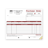 Small Purchase Order, Professional
